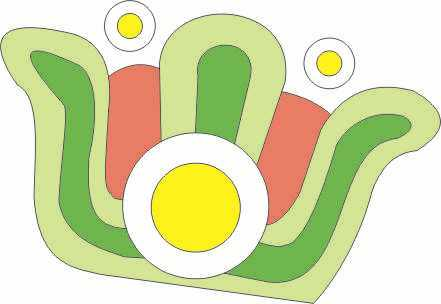 Day 20  Xochitl   Flower  Xochiquetzal Symbol